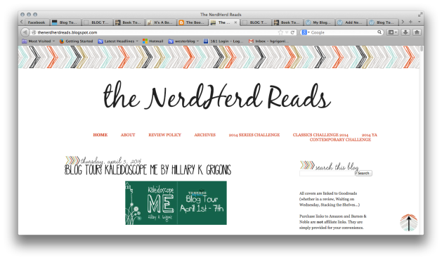 The NerdHerd Reads